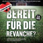 Kicken mit Herz Stadionzeitung 2013