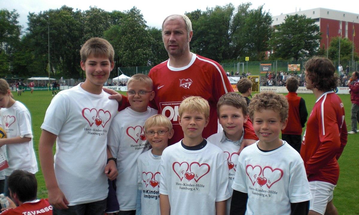 Kicken mit Herz Sergej Barbarez